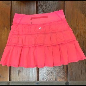 Lululemon skirt excellent condition